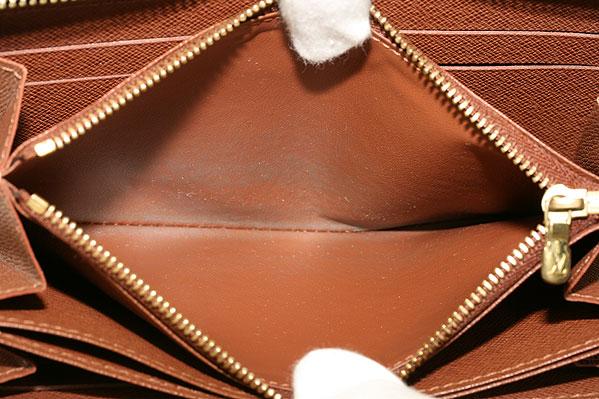 【質屋 藤千商店】ルイヴィトン ジッピーウォレット ラウンドファスナー長財布 モノグラム ローズ M93759_画像9