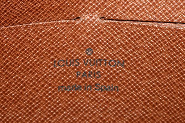 【質屋 藤千商店】ルイヴィトン ジッピーウォレット ラウンドファスナー長財布 モノグラム ローズ M93759_画像10