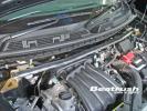 SALE★Z12キューブ  フロントストラットタワーバー S