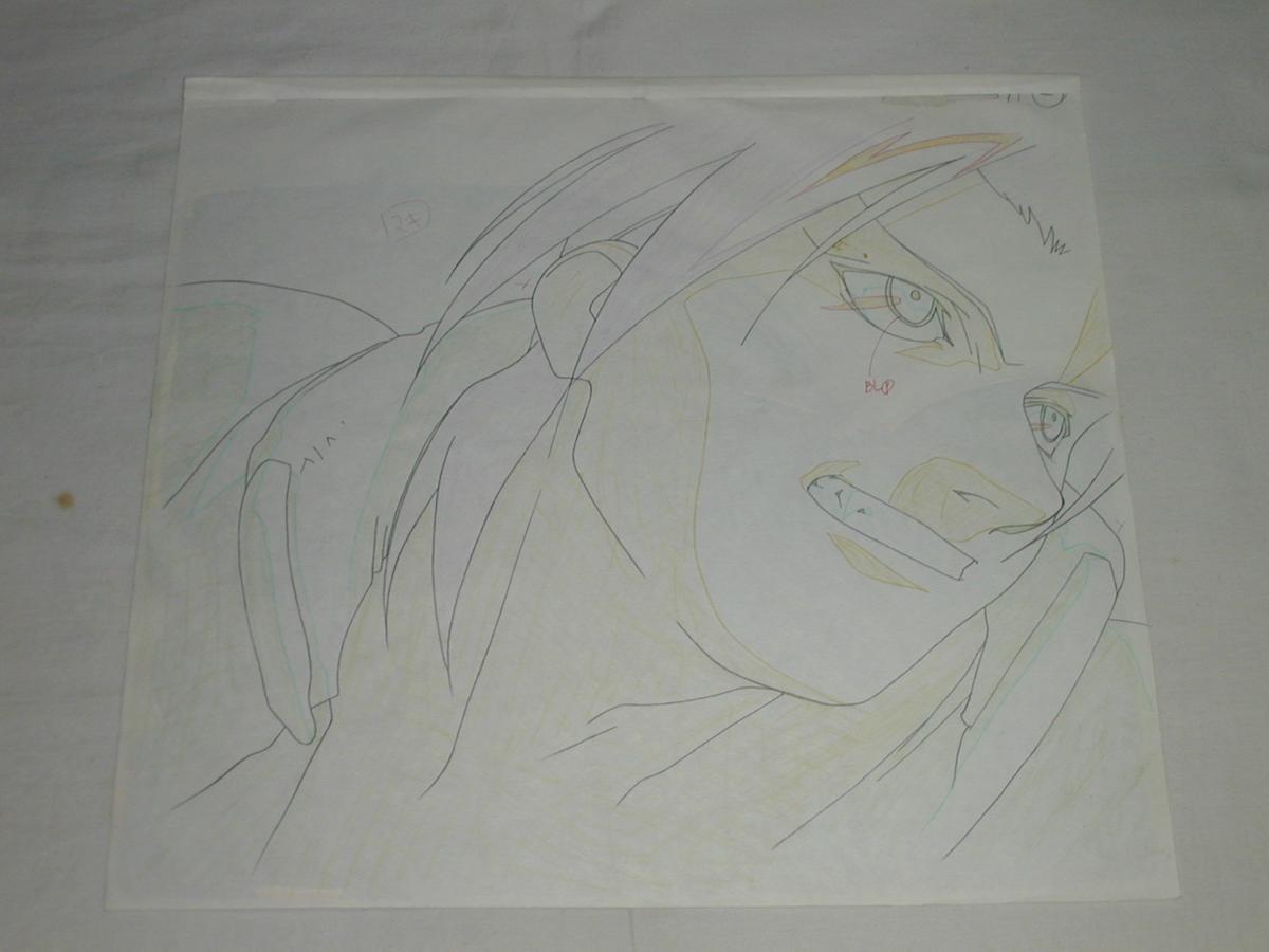 ☆【セル画】 闘神伝 其の一_画像2