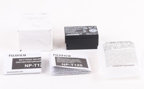 新品 FUJIFILMフジフィルム GFX-50S用 NP-T125電池