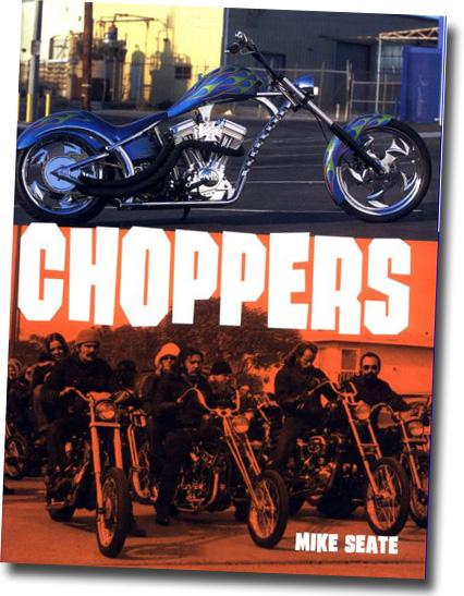 洋書 チョッパーバイク/ Choppers(輸入品_画像1
