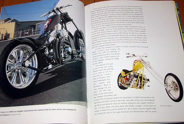 洋書 チョッパーバイク/ Choppers(輸入品_画像3