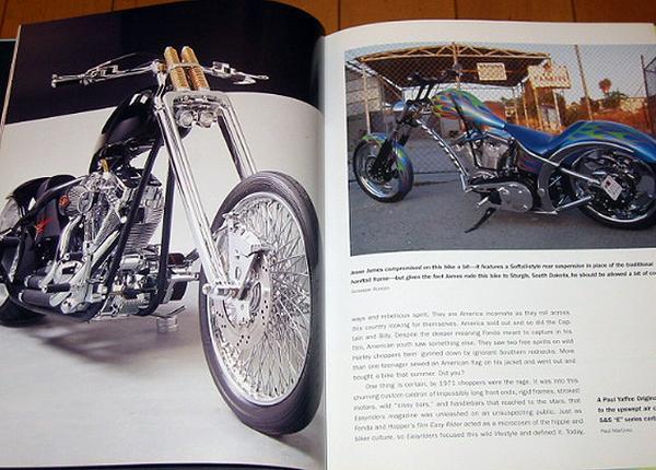 洋書 チョッパーバイク/ Choppers(輸入品_画像2