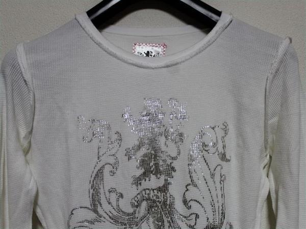 モーフィンジェネレーション Morphine Generation レディース長袖Tシャツ Lサイズ 新品_画像2
