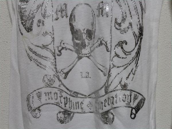 モーフィンジェネレーション Morphine Generation レディース長袖Tシャツ Lサイズ 新品_画像4