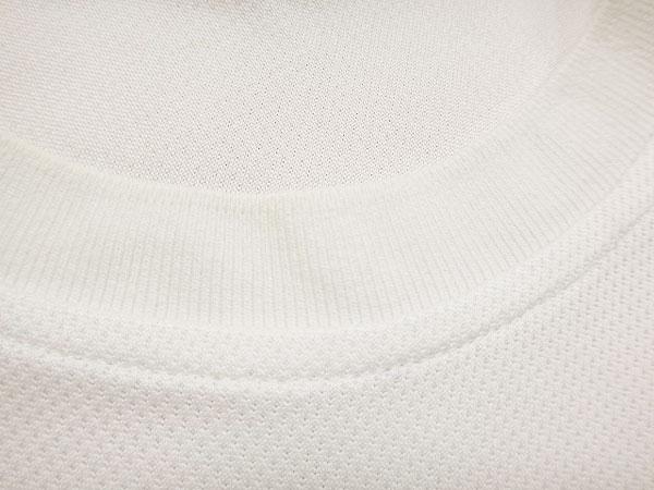 ★070610【プラダスポーツ】春夏★胸ポケット付き半袖Tシャツ★トップス★M★白★メンズ★PRADA SPORT_画像4