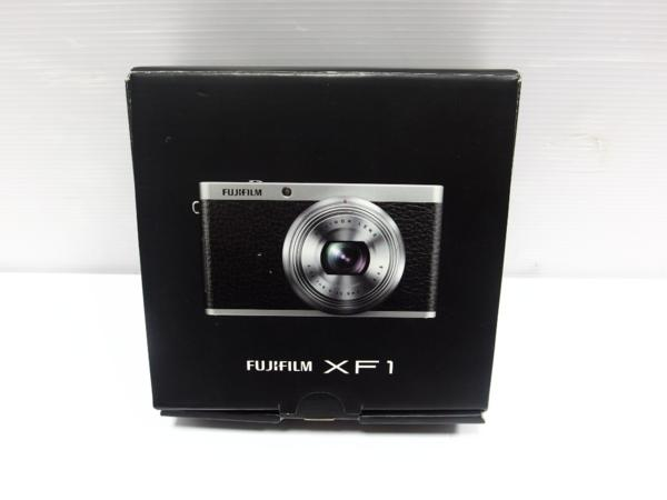 ◆《富士フィルム》FUJIFILM デジタルカメラ XF1 FX-XF1B ブラック