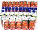 送料無料■uj388■小岩井 無添加野菜ジュース等 4種 63本