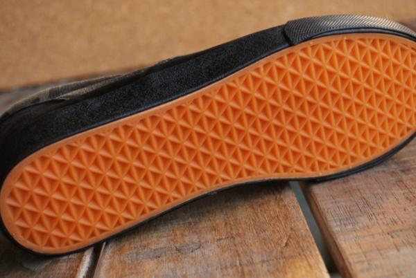 正規 AVIREX スニーカー スリッポン メンズ シューズ FREEDOM アビレックス フリーダム AV3522 ブラックカモ 26.0cm_画像5