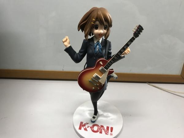 けいおん!!K-ON!平沢 唯 フィギュア グッズの画像