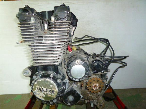 YI9-1★FJ1200・逆車カナダ仕様★エンジン・クランキングOK・1WL★_画像1