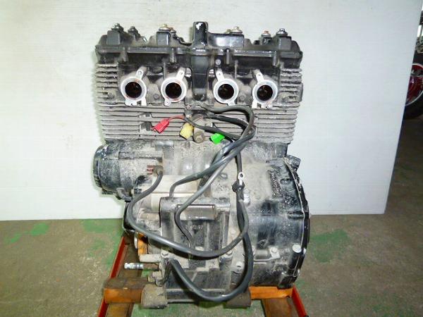 YI9-1★FJ1200・逆車カナダ仕様★エンジン・クランキングOK・1WL★_画像3
