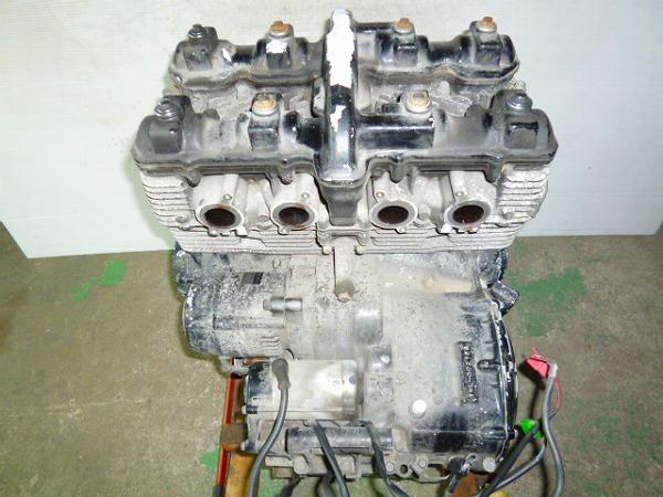 YI9-1★FJ1200・逆車カナダ仕様★エンジン・クランキングOK・1WL★_画像4