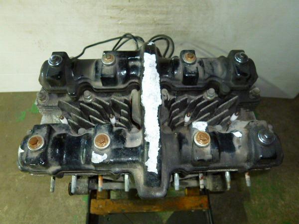 YI9-1★FJ1200・逆車カナダ仕様★エンジン・クランキングOK・1WL★_画像8