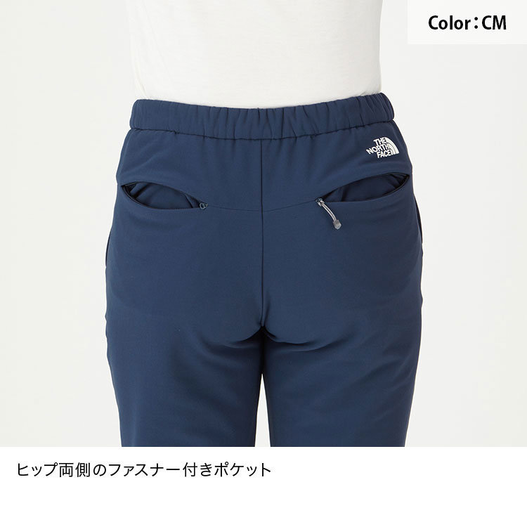 THE NORTH FACE APEX Thermal Hoodie・ Pant NPW71707 CM Sサイズ_画像3