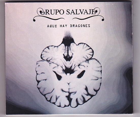Grupo Salvaje/Aqui Hay Dragones_画像1