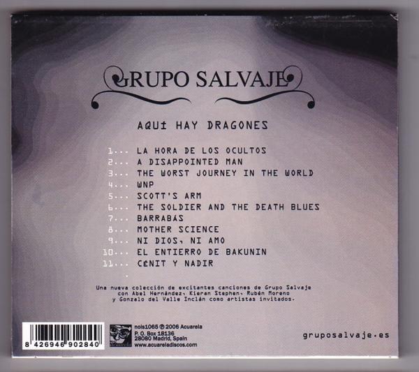 Grupo Salvaje/Aqui Hay Dragones_画像2
