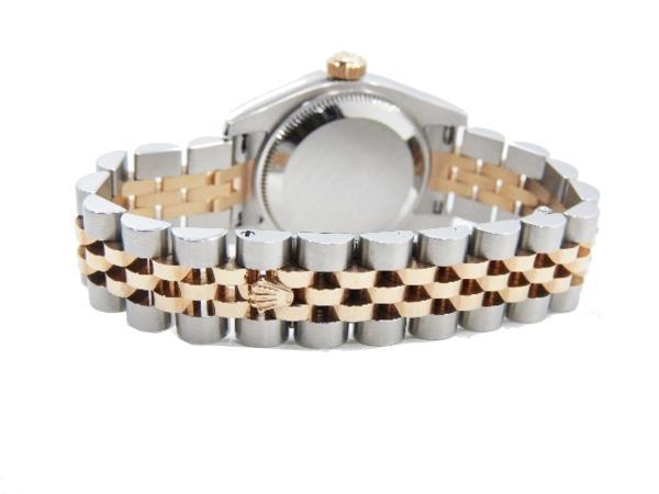 ロレックス 極美品 ROLEX デイトジャスト レディース 腕時計 179171 PG×SS M番 付属品有_画像6