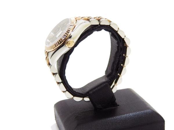 ロレックス 極美品 ROLEX デイトジャスト レディース 腕時計 179171 PG×SS M番 付属品有_画像3