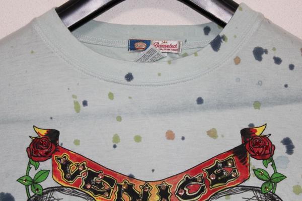 ビジュエルド Bejeweled レディース長袖Tシャツ ダブルスリーブ 新品_画像2