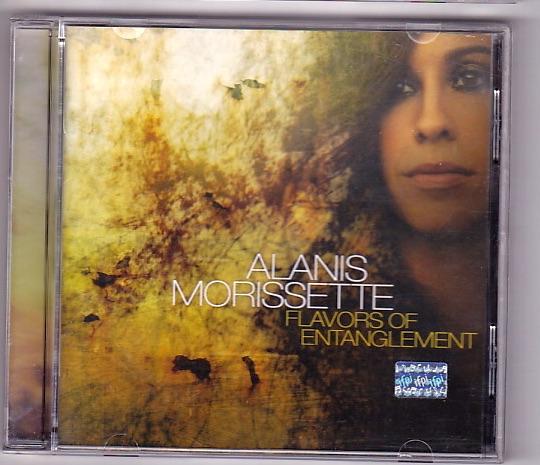 Alanis Morissette/Flavors Of Entanglement_画像1