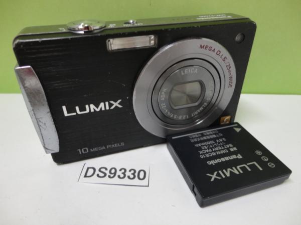 DS9330★Panasonic★デジタルカメラ★DMC-FX500★即決!