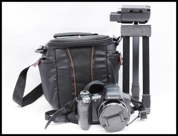 ソニー サイバーショット 1030万画素デジタルカメラ DSC-HX1 三脚付