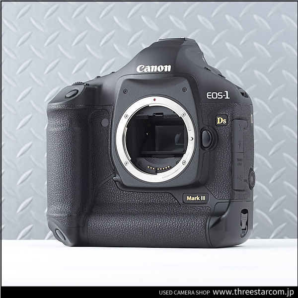 1円スタート!!CANON キャノン EOS 1Ds Mark III マーク3 オススメ