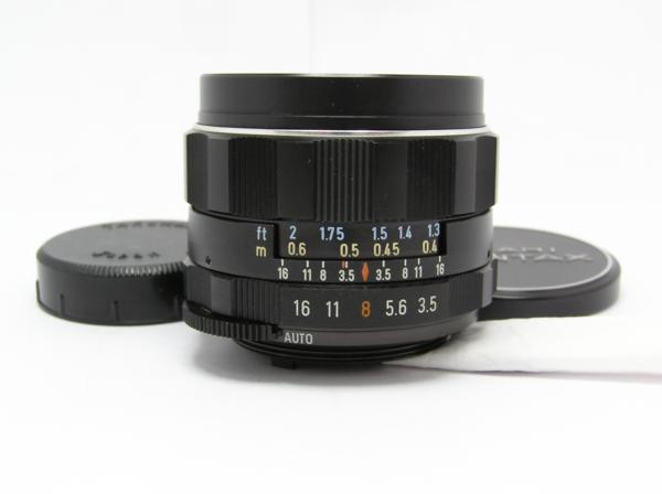 ★ハロ-カメラ★5699 smc PENTAX 28mm F3.5 動作品 難有 マニュアル用 現状