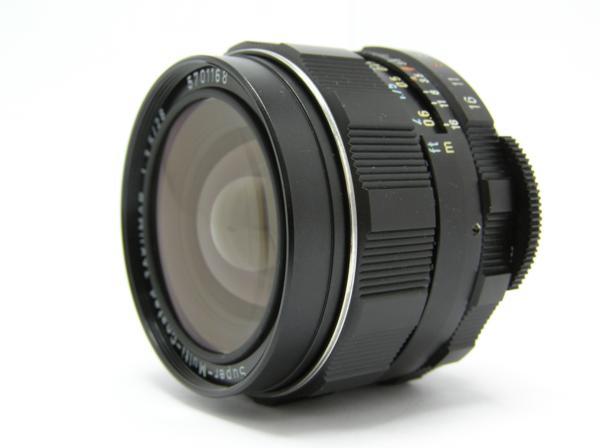 ★ハロ-カメラ★5699 smc PENTAX 28mm F3.5 動作品 難有 マニュアル用 現状_画像6
