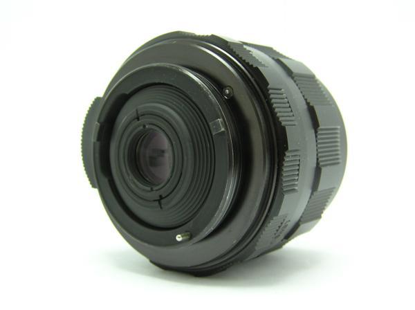 ★ハロ-カメラ★5699 smc PENTAX 28mm F3.5 動作品 難有 マニュアル用 現状_画像7