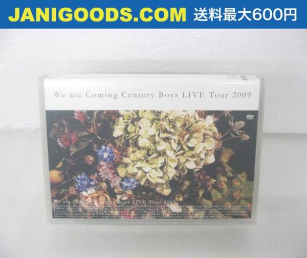 V6 DVD 20th Century/Coming Century LIVE TOUR 2009 初回盤