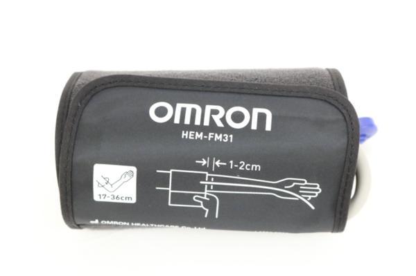 未使用品 通電確認済み オムロン OMRON 上腕式血圧計 自動電子血圧計 HEM-8713_画像5