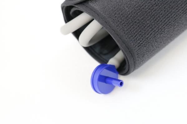 未使用品 通電確認済み オムロン OMRON 上腕式血圧計 自動電子血圧計 HEM-8713_画像6