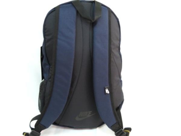 1 NIKE ナイキ リュックサック デイパック デイバッグ メンズ レディース 紺 ブランド 新品 人気 44cm 22L BA4863 通学 通勤 バックパック_画像4