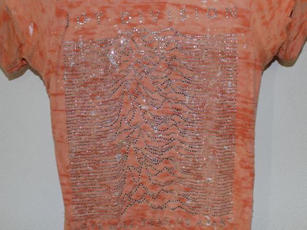 アイコニック ICONIC COUTURE レディース半袖Tシャツ Sサイズ NO20 新品_画像3