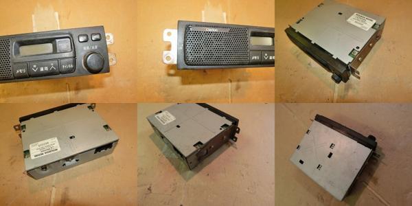 ミニキャブ U61V ラジオ AMラジオ スピーカー オーディオ 純正_画像2