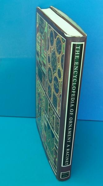 洋書 『装飾百科』The Encyclopedia of Ornament Albert Racinet_画像3