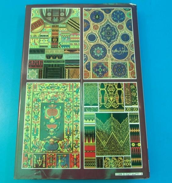 洋書 『装飾百科』The Encyclopedia of Ornament Albert Racinet_画像2