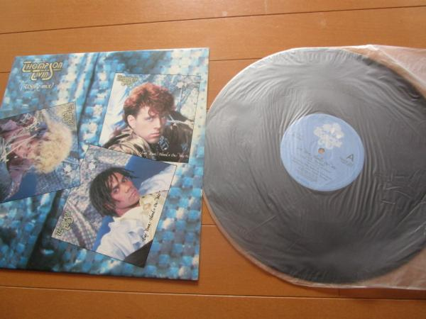 ☆★LP/トンプソン・ツインズ/set・into the gap・A Product of,,,・side kicks・here's to future days・ the lewis carol ★_画像8