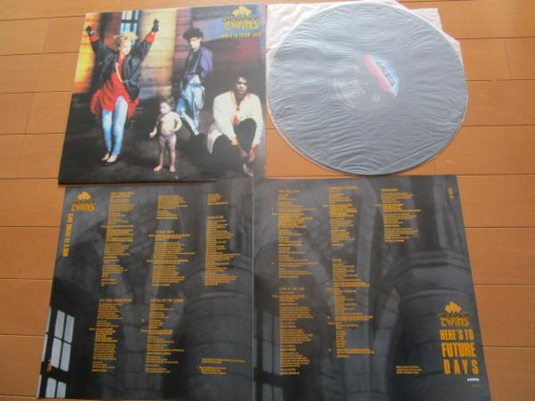 ☆★LP/トンプソン・ツインズ/set・into the gap・A Product of,,,・side kicks・here's to future days・ the lewis carol ★_画像7