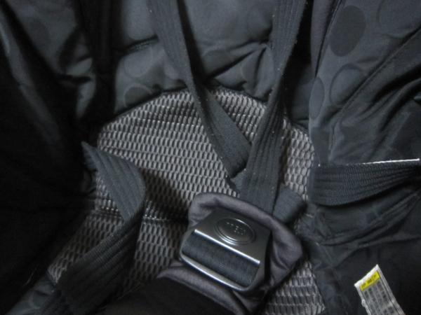 美品!コンビ EX COMBI グランパセオ LY-600 11925 サークルブラック_画像3