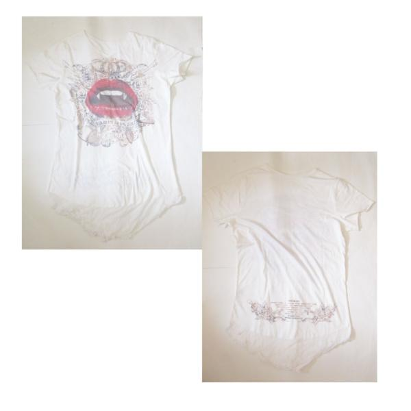 VAMPS VAMPS LIVE 2012 ツアーTシャツ hyde ラルク L'arc グッズ