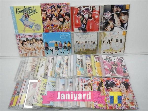 SKE48 AKB48 CD+DVD 30点セット 1円