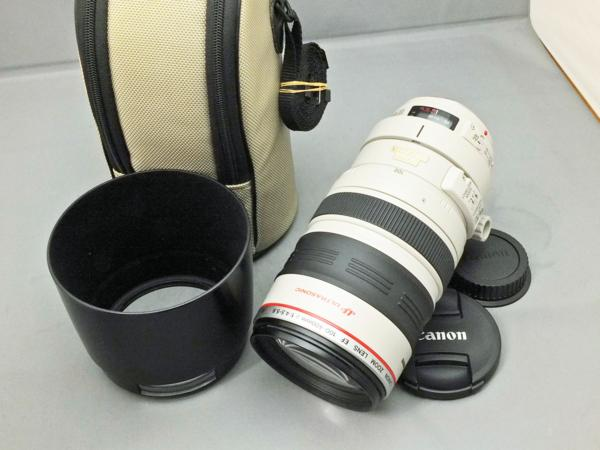 ★ 売切り特価 ☆ Canon EF 100-400mm F4.5-5.6L IS USM 高性能/望遠ズームレンズ ★
