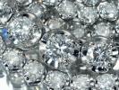 【送料無料vul】1円~★宝石の島★良質な輝き!ダイヤモンド総計10.00ct!超高級Pt850フルエタニティネックレス h892