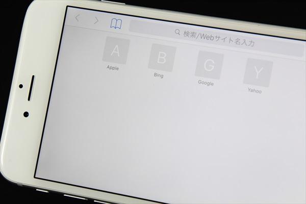 【送料無料】iPhone6 Plus 16GB シルバー■SoftBank★Joshin1834_画像7