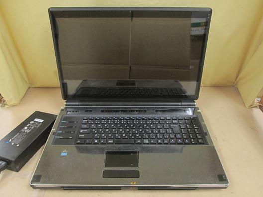 UNITCOM NoteBook CLEVO X8100 4GB 18型 ブルーレイ[55294]