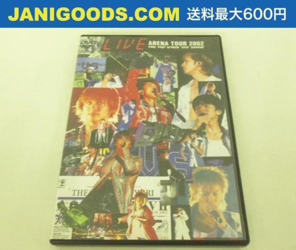 V6 DVD LIV6 初回盤 138分
